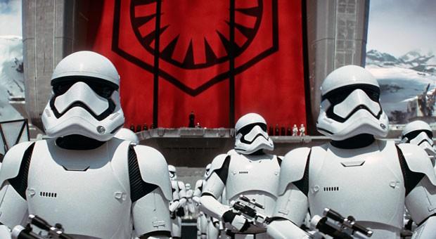 """Im neuen """"Star Wars"""" Film muss eine neue Generation ran im ewigen Kampf gegen das böse Imperium, das jetzt """"Erste Ordnung"""" heißt."""