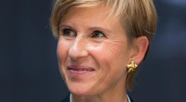 Die reichste Frau Deutschlands: Susanne Klatten, Miteigentümerin von BMW ist mit einem Vermögen von 15 Milliarden Dollar im Club der Milliardärinnen.