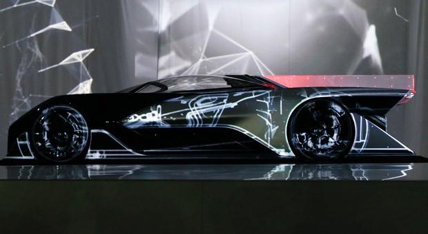 Der FFZero1 von Faraday Future