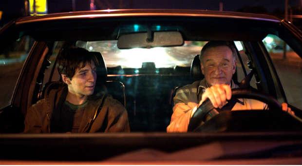 """""""Boulevard"""" ist der letzte große Film mit Robin Williams in der Hauptrolle, bevor er sich im August 2014 das Leben nahm."""