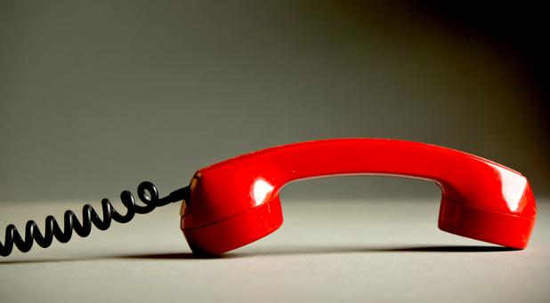 Telefonieren Sie los - persönlicher Kundenkontakt ist für eine erfolgreiche Akquise unverzichtbar.