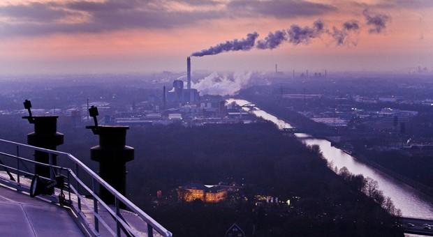 Teure Industrieromantik: In Oberhausen zahlen Unternehmen deutlich mehr als beispielsweise in Eschborn.