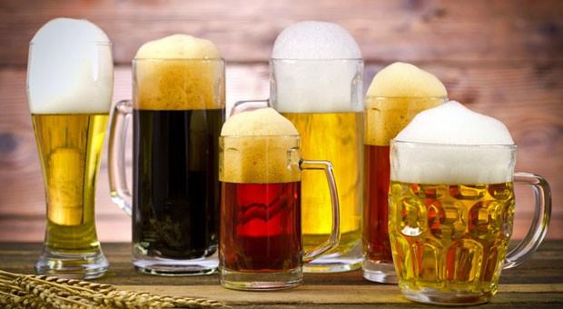 Biersorten von Pils über India Pale Ale bis hin zum Dunklen: das passende Bier zu jedem Essen.