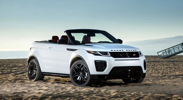 Auto-Neuheiten 2016: 8 neue Cabrios und Roadster, auf die
