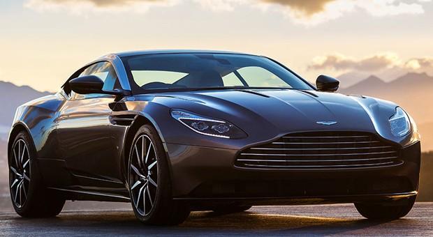 Der neuentwickelte Bi-Turbo-V12-Motor des Aston Martin DB 11 knallt jetzt 608 PS und 700 Newtonmeter maximales Drehmoment auf die Kurbelwelle. Statt der antiquierten Sechsgang-Automatik kommt die gute ZF-Achtgang-Automatik zum Einsatz. Auch die Assistenzsysteme und der ganze Innenraum sind moderner als bei Vorgängermodellen. Definitiv ein Höhepunkt des Genfer Auto-Salons -  genau wie …
