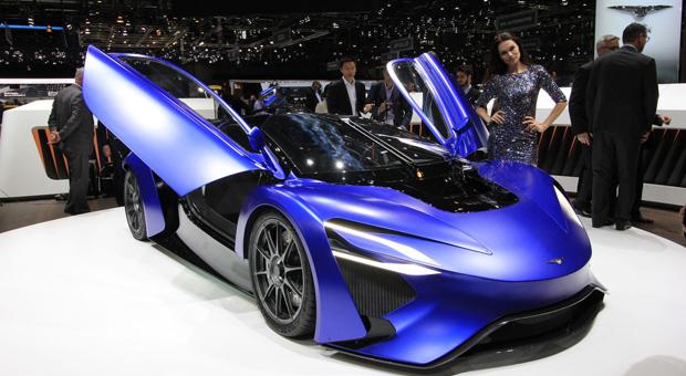 supersportwagen auf dem genfer salon nur fliegen ist sch ner diese autos haben bis zu 2100 ps. Black Bedroom Furniture Sets. Home Design Ideas