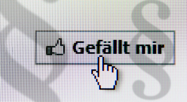 """Das Landgericht Düsseldorf stärkt in einem Urteil zum """"Like""""-Button die Position von Verbraucherschützern."""