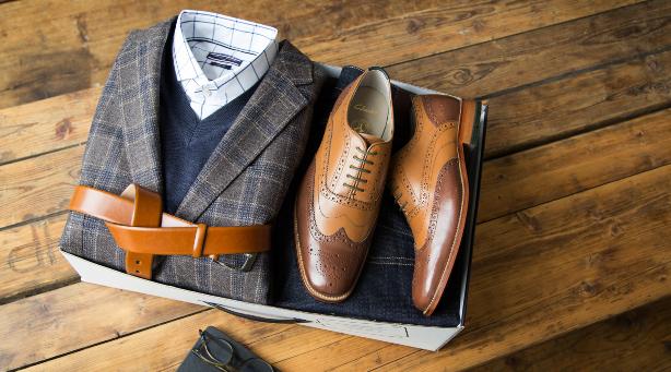 Das Unternehmen Outfittery bietet Entscheidungshilfen für modemüde Männer.