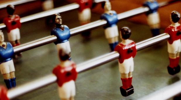 Egal ob im Fußball oder bei Unternehmensgründungen: Teams haben Stärken - aber auch Schwächen.