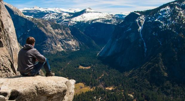 In Etappen bis zum Gipfel: Was beim Wandern gilt, zählt auch beim Bewältigen des Arbeitspensums.