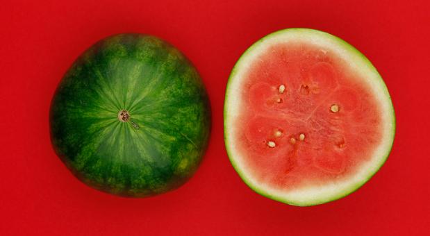 Gleich die Hälfte verkaufen oder doch lieber weniger? Bei Unternehmen ist diese Entscheidung noch etwas schwieriger als bei Melonen.