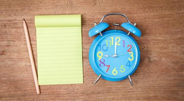 Wenn Sie To-do-Listen richtig führen, brauchen Sie keinen Wecker, der Sie an wichtige Aufgaben erinnert.