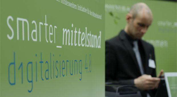 Smarter Mittelstand ist eine Initiative von Convent, der Zeit, dem DFKI und impulse
