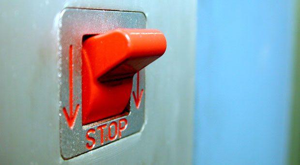 Einfach mal abschalten!  Dafür ist es wichtig, zu sich selbst auch mal Stop zu sagen, wenn die Gedanken schon wieder um die Arbeit kreisen.