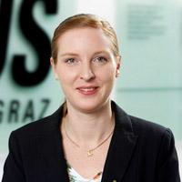 Elisabeth Pergler ist Wissenschaftlerin an der Fachhochschule Campus O2 in Graz.