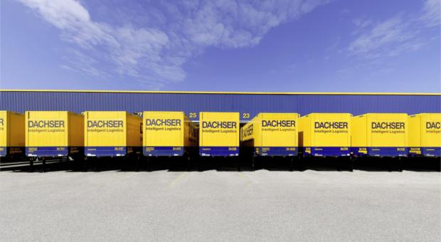 Dachser Wechselbrücken: Diese Container gehen in die ganze Welt.