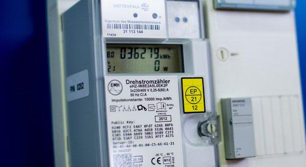 Digitale Stromzähler werden für Gewerbetreibende ab 2017 zur Pflicht.