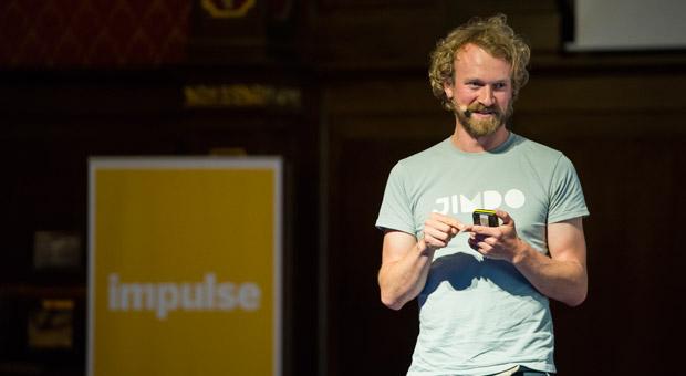 Jimdo-Mitgründer Fridtjof Detzner erzählte auf der impulse-Konferenz im Europa-Park, wo er seine Kunden trifft und was er von ihnen lernen kann.