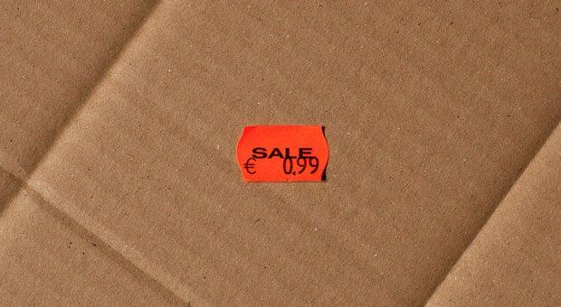 Achtung bei märchenhaft günstigen Angeboten! Oft verstecken sich dahinter Fake-Shops.