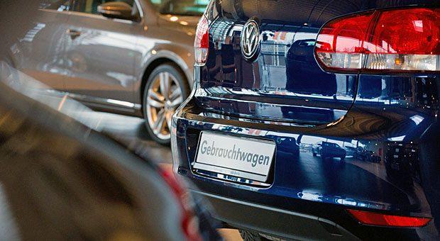 Vorteil Gebrauchtwagen: Sie kosten weniger als Neuwagen. Dafür ist allerdings die Ausstattung fix.