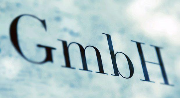 Nur GmbHs dürfen Adressen mit der neuen Top-Level-Domain .gmbh registrieren.