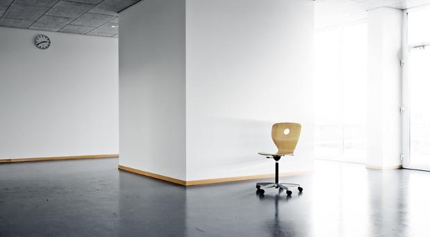 Viel Platz ist nicht mehr auf dem deutschen Mietmarkt für Büros ... ein Grund, warum die Büromieten steigen.