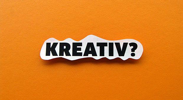 Vertrauen Sie nicht dem Zufall. Wenn Sie in der richtigen Umgebung sind werden Ihre kreativen Gedanken fließen.