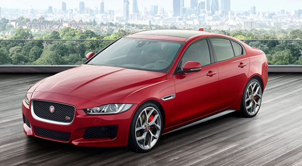 Ein Konkurrent für Mercedes und BMW: der Jaguar XE