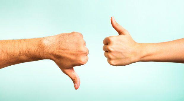 Top oder Flop? Die Candidate Experience hat einen wichtigen Einfluss darauf, wie attraktiv Bewerber ein Unternehmen finden.