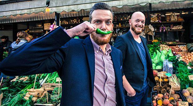 """Die Gründer von Little Lunch haben gut lachen: Ihr Bio-Suppen-Start-up ist nach """"Die Höhle der Löwen"""" durchgestartet."""
