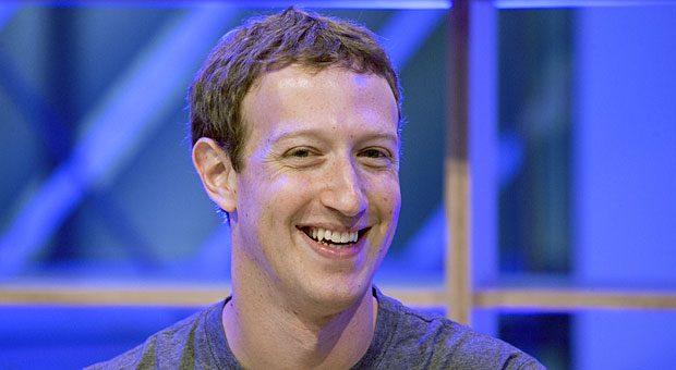 """""""Für jede Entscheidung gibt es Für und Wider"""", sagt Mark Zuckerberg. """"Aber wenn du still stehst und Veränderungen nicht angehst, wirst du garantiert scheitern."""""""