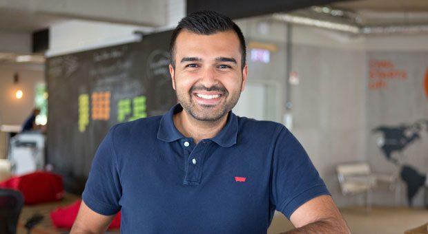 Der türkischstämmige Unternehmer Eyüp hat schon mit einigen Unternehmen und eigenen Start-ups Erfahrungen gesammelt.