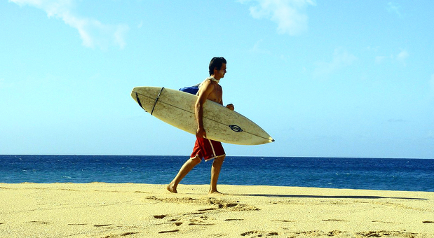 Schon mittags am Strand sein - für die Mitarbeiter von Tower Paddle Boards, einem Unternehmen in Kalifornien, ist das seit einem Jahr Realität, dank dem 5-Stunden-Tag.
