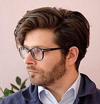 Timo Rieke, Experte für Farbgestaltung