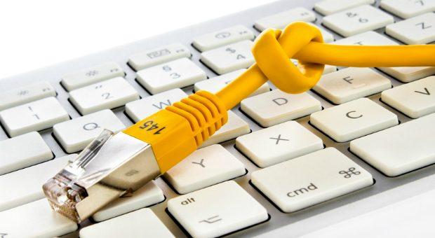 Knotenpunkt:  Falsche oder fehlende Kabel für PC und Co. gehören zu den größten Zeitfressern im Büro.