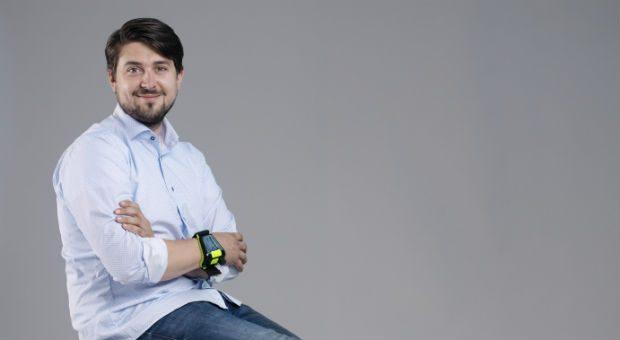 Eduard Sabelfeld, 33, lag mit seinem ersten Businessplan 2010 daneben. Bis sein Produkt, der Buddy Watcher, auf den Markt kam, dauerte es fast viereinhalb Jahre.