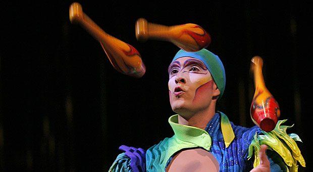 Jonglierkünste sind nicht nur im Cirque du Soleil von Nöten: Unternehmer müssen oft mit vielen Ideen jonglieren. Umso wichtiger ist eine zielsichere Ideenbewertung.