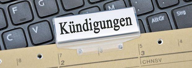 Bei einer Kündigung gibt es für Arbeitgeber viele arbeitsrechtliche Fallstricke.