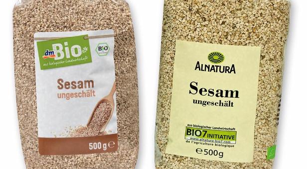 Markenstreit und Preiskampf: Als dm seine Eigenmarke einführte, standen Alnatura-Produkte neben der neuen Konkurrenz im Regel. Jetzt haben die Kunden nur noch seltener die Wahl.