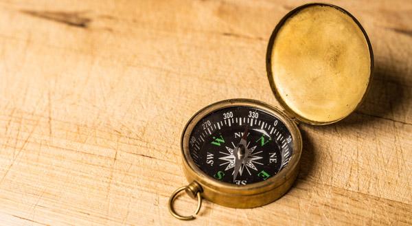 Erst Kompass justieren, dann loslaufen: Bevor sich Unternehmen in Richtung digitale Welt aufmachen, sollten sie eine Digitalstrategie entwickeln. Sonst wird es eine Reise ohne klares Ziel.
