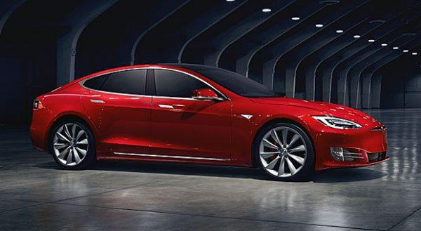 Tesla Model s, Elektroauto