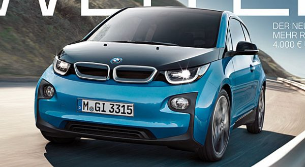 bmw i3-elektroauto