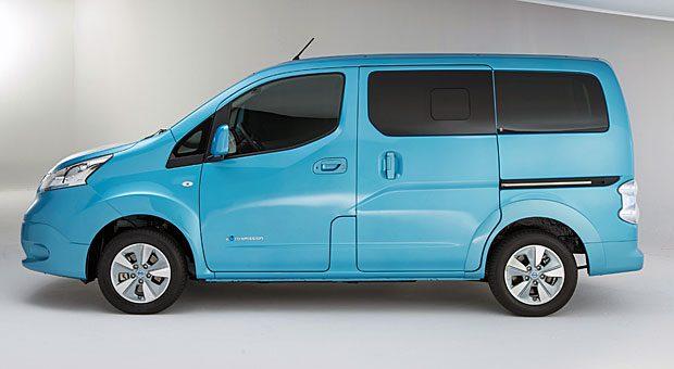 Nissan E-NV 200 Elektroauto