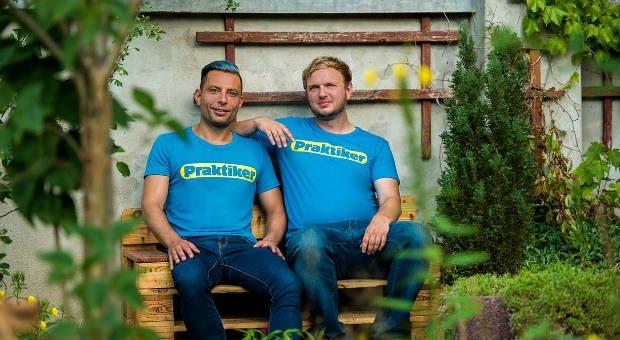 Dirk Oschmann und Christoph Kilz haben sich die Namensrechte der Baumarktkette Praktiker gesichert und wollen einen Online-Shop starten, der das Sortiment der herkömmlichen Baumärkte übertrifft.