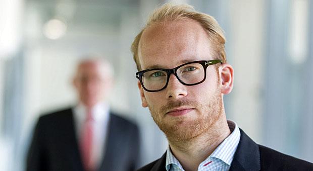 Maximilian Viessmann, 27, steuert die digitale Transformation des Familienunternehmens.