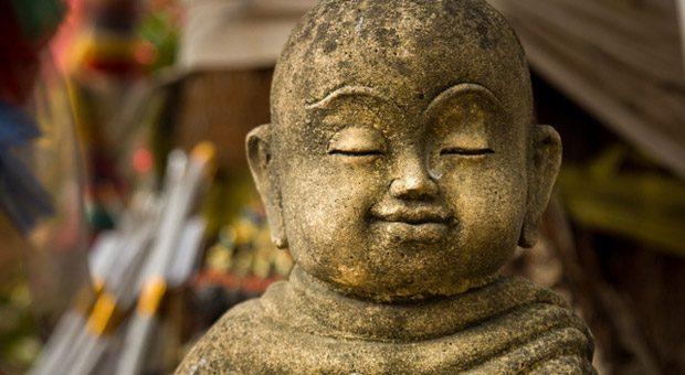 Gelassen sein wie Buddha - das wär's. Unternehmer und Blogger Sven Franzen meditiert daher seit zwei Jahren - und schöpft daraus seine Kraft für den Alltag.