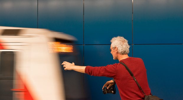 Ärgerlich, wenn man die Bahn knapp verpasst - denn gerade unter deutschen Geschäftspartnern wird Pünktlichkeit groß geschrieben.