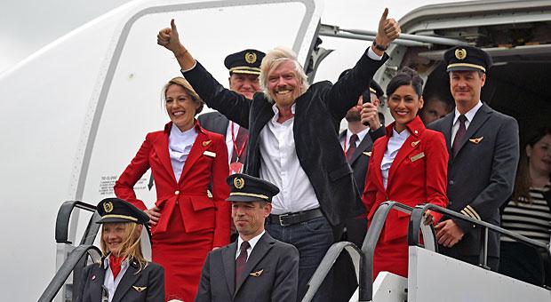 13 kluge Sätze von Richard Branson, die jeder Unternehmer kennen sollte
