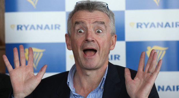 Michael O'Leary, CEO der Fluglinie Ryanair, gilt als schräger Vogel der Luftfahrbranche. Nun macht er mit einer sehr ungewöhnlichen Stellenanzeige von sich reden.