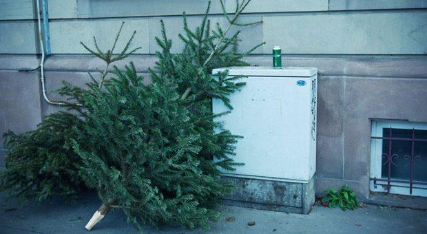 Oh Du Fröhliche? Nicht für alle ist Weihnachten ein Fest der Freude. Mancher, der arbeiten muss, fühlt sich danach so abgeschlagen wie ein Weihnachtsbaum. Gastronom Jürgen Krenzer überlegt daher, nächstes Jahr sein Restaurant einfach zuzulassen.